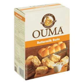 Ouma Buttermilk Rusks 500g