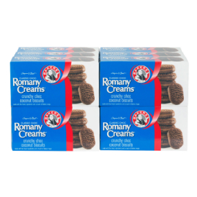 Romany Creams Chocolate 200g