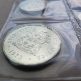 1973 South African Mint Set