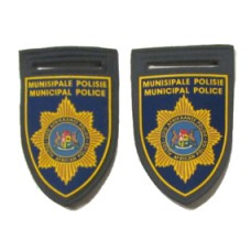 SAP Municipal Police Shoulder Flashes