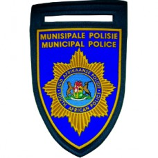 SAP Municipal Police Shoulder Flash 1