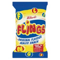 Willards Flings 150g