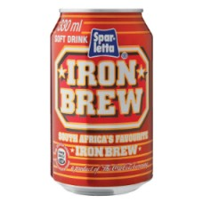Sparletta Iron Brew 330ml