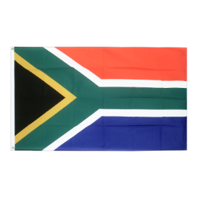 South African New National Flag 150cm X 90cm