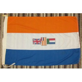 Original South African Old National Storm Flag 90cm X 60cm