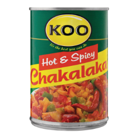 Koo Chakalaka Hot 410g