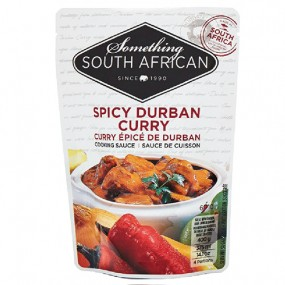 SSA Durban Curry Cook-In Sauce 400g