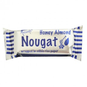 Massams Honey & Almond Nougat