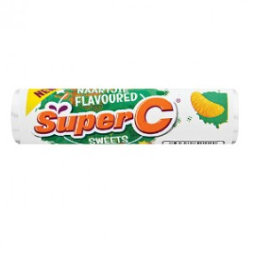 Super C Sweets Naartjie - Roll